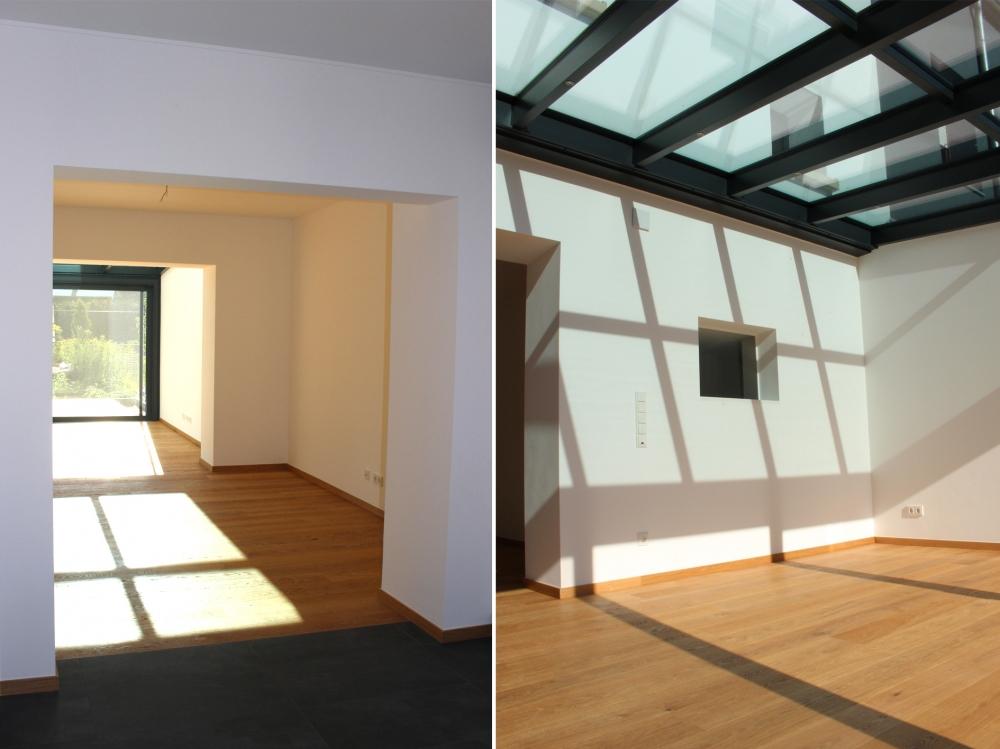 Einfamilienhaus b architectes for Carrelage de cillia